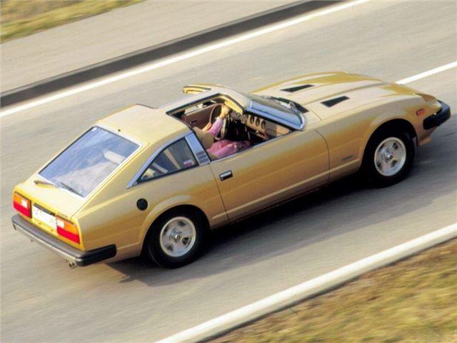 nissan 280zx s130 classic car review honest john rh classics honestjohn co uk 1981 280Zx 1983 280ZX Red