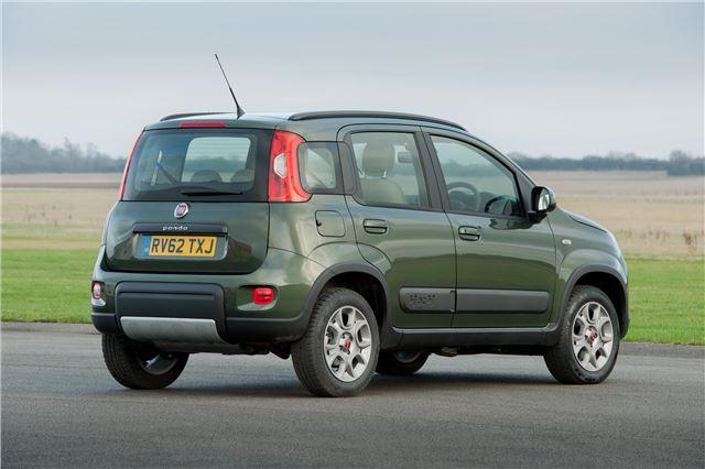 Fiat Panda 4x4 2012 Car Review Honest John