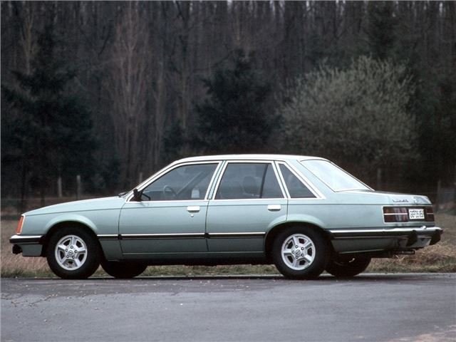 opel senator a classic car review honest john. Black Bedroom Furniture Sets. Home Design Ideas
