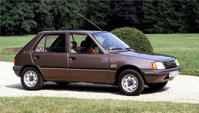 Peugeot 205 Classic Car Review Honest John