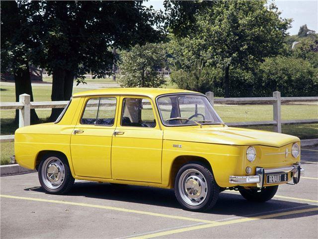 Renault 8 Classic Car Review Honest John