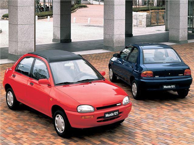 mazda 121 (db) - classic car review | honest john