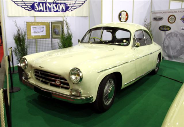 Cheap Insurance Companies >> Salmson 2300 Sport - Classic Car Review | Honest John
