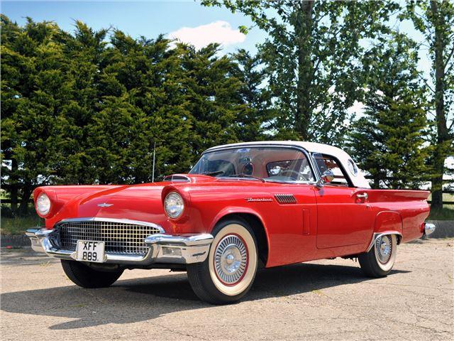 Ford Thunderbird - Classic Car Review   Honest John