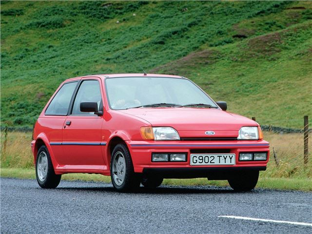Ford Fiesta Mk3 Xr2i Rs Turbo Rs1800 Classic Car Review