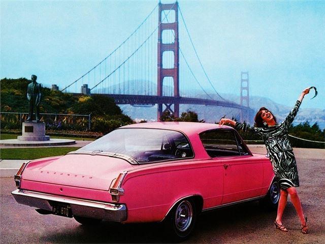 Plymouth Barracuda 1964 - Classic Car Review | Honest John
