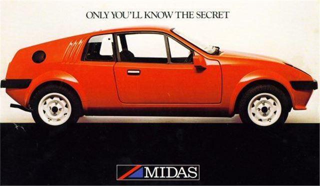 Midas Bronze - Classic Car Review  Honest John