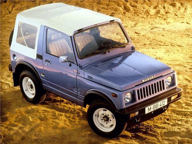 What Is The Weight Of A Suzuki Sj