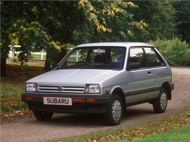 Subaru Justy Classic Car Review Honest John