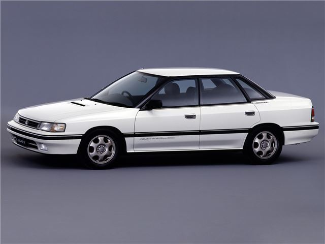 Subaru legacy turbo