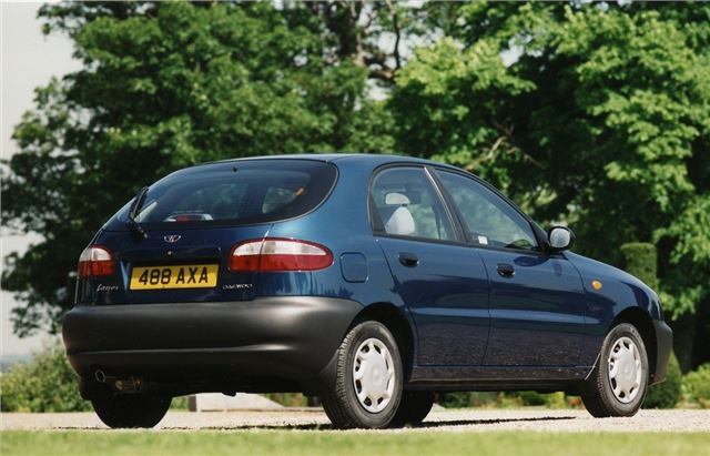Daewoo Lanos 1997 Car Review Honest John