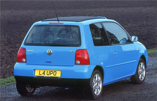 Volkswagen Lupo 1999 - Car Review