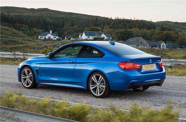 BMW 4 Series F32 2013 - Car Review | Honest John