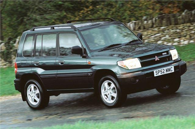 Mitsubishi Eclipse Cost >> Mitsubishi Shogun Pinin 1999 - Car Review   Honest John