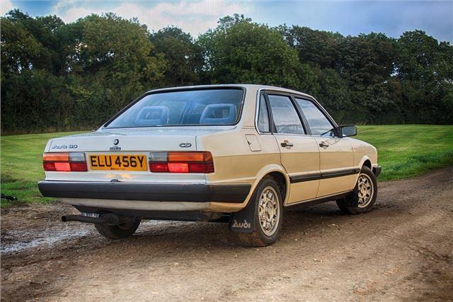 Audi 80CD/quattro (B2) - Classic Car Review   Honest John
