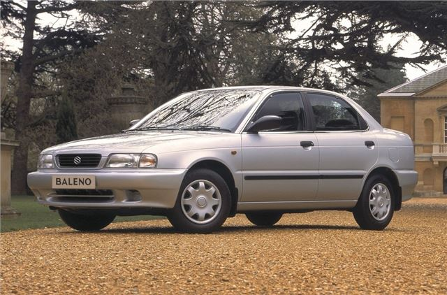 Suzuki Baleno 1995 Car Review Honest John