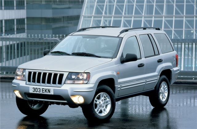 jeep grand cherokee 1999 car review honest john. Black Bedroom Furniture Sets. Home Design Ideas