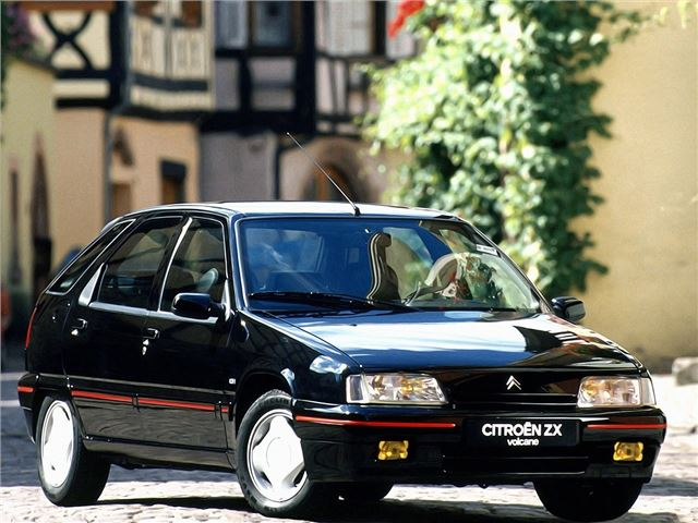 citroen zx classic car review honest john. Black Bedroom Furniture Sets. Home Design Ideas