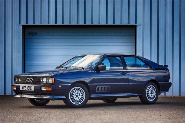 Hagerty Classic Cars >> Audi quattro (LHD) - Classic Car Review | Honest John