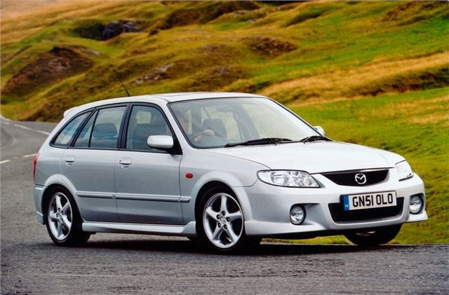 Mazda 323 1998 Car Review Honest John