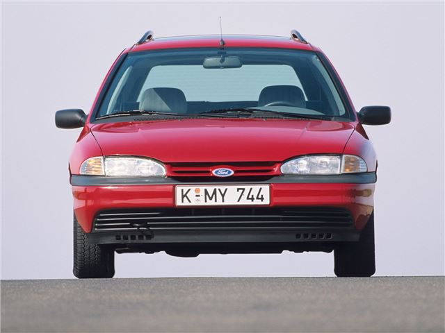 What Is A Clutch In A Car >> Ford Mondeo Mk1 - Classic Car Review   Honest John