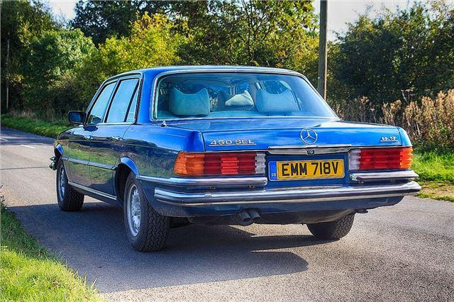 mercedes benz 450sel 6 9 classic car review honest john. Black Bedroom Furniture Sets. Home Design Ideas