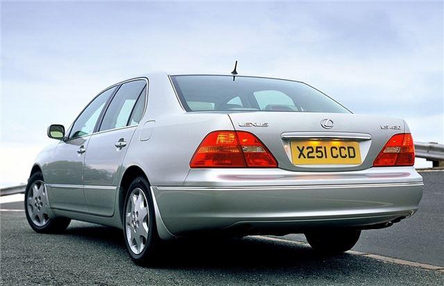 lexus ls430 2001 car review honest john. Black Bedroom Furniture Sets. Home Design Ideas