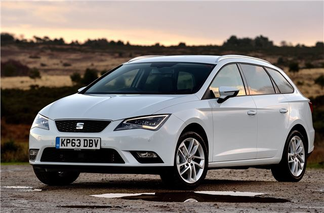 Seat Leon St 2014 Car Review Honest John