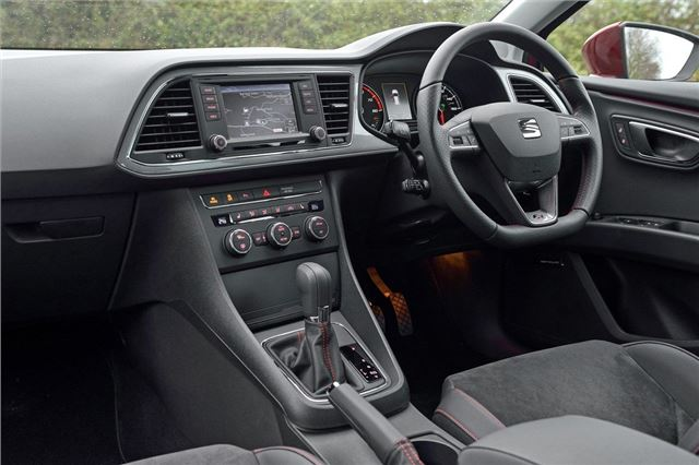 SEAT Leon ST 2014 - Car Review - Interior | Honest John
