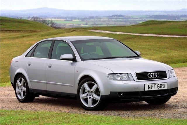 Audi A4 B6 2001 - Car Review | Honest John