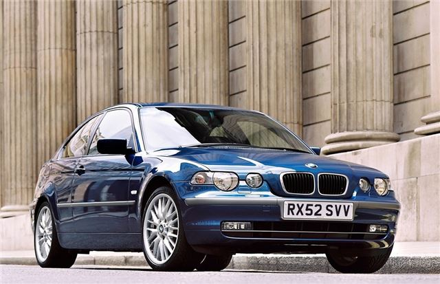 bmw 3 series compact 2001 car review honest john. Black Bedroom Furniture Sets. Home Design Ideas
