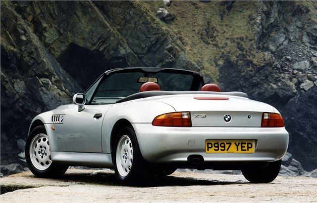 Bmw Z3 Roadster 1997 Car Review Honest John