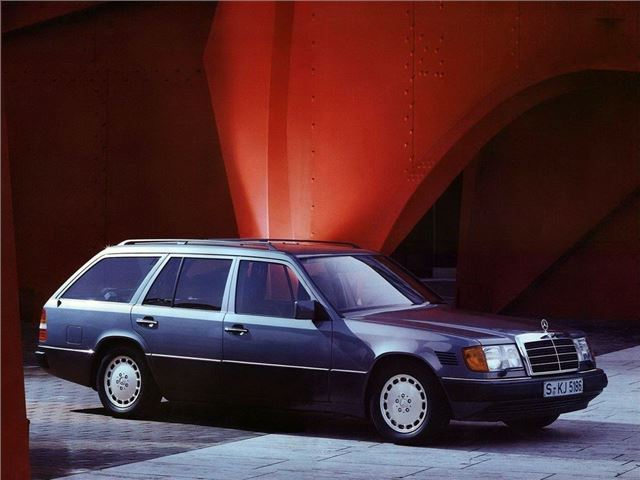 Mercedes Benz W124 Estate 1985