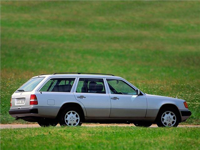 Mercedes-Benz E-Class Estate (S124) - Classic Car Review | Honest John