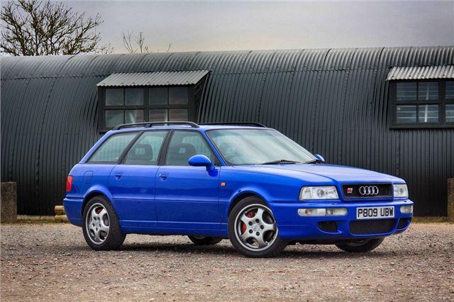 Audi Rs2 Avant Classic Car Review Honest John