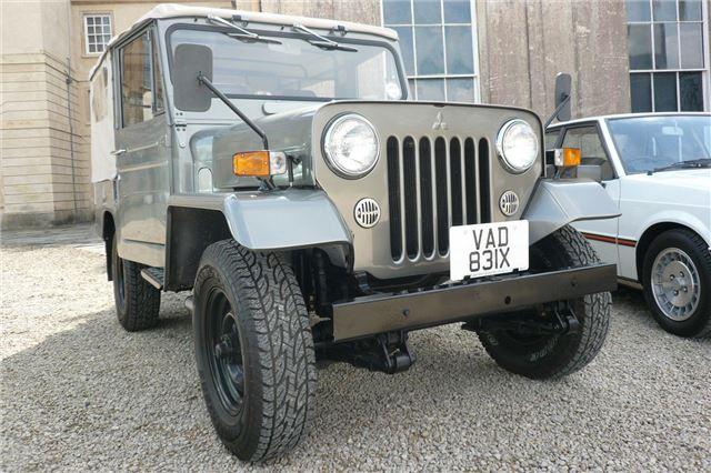 Adrian Flux Review >> Mitsubishi Jeep - Classic Car Review | Honest John