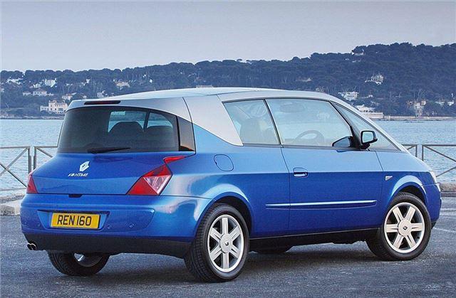 Subaru Legacy Outback >> Renault Avantime 2002 - Car Review | Honest John