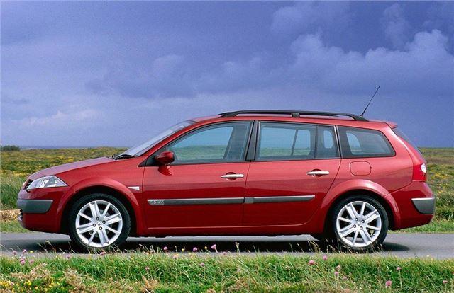 renault megane ii sport tourer 2003 car review honest john. Black Bedroom Furniture Sets. Home Design Ideas