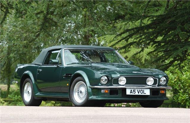 Top British Vs Honest John - British sports cars 70s
