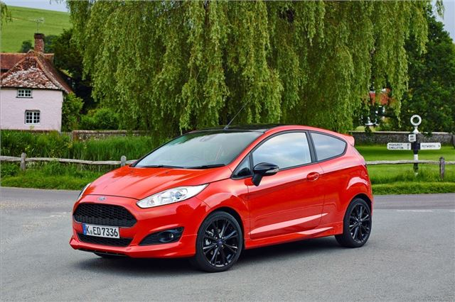 Ford Fiesta Zetec S Red Edition  Road Test