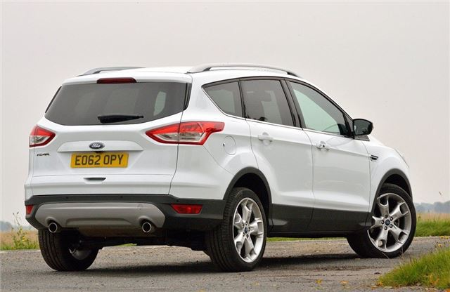 Ford Kuga 2013 Car Review Honest John