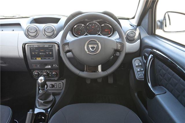 Dacia Duster 2012 - Car Review - Interior | Honest John