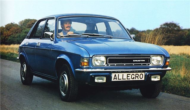No Austin Allegro The Worst And Best Move