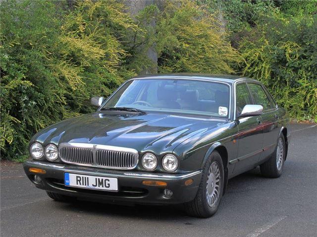 Jaguar XJ8 and XJR8 1997 - Car Review | Honest John