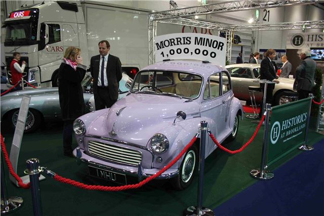 Top 10 Highlights From The London Classic Car Show 2015 Honest John