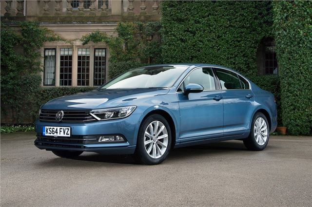 Volkswagen Passat B8 2015 - Car Review | Honest John