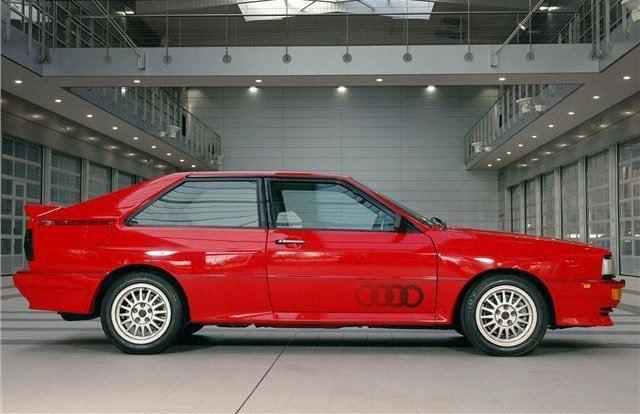 Audi Quattro 20V - Classic Car Review