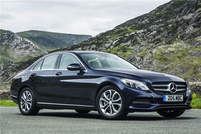 Mercedes benz c class 2014 car review honest john - Mercedes c class coupe 2014 ...