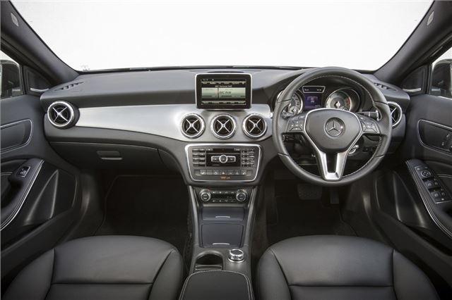 Mercedes-Benz GLA 2014 - Car Review - Interior | Honest John
