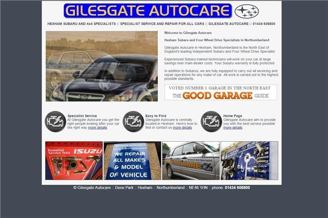 Highest rated garages: North-East | Good Garage Guide | Honest John